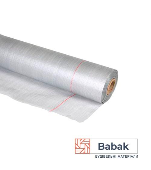 Гідроізоляційна плівка срібна 75 м.кв.
