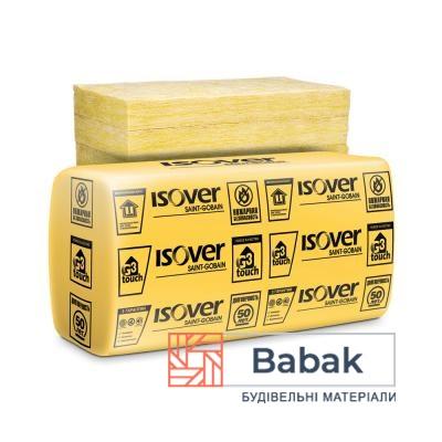 Скловата ( мінеральна вата ) Каркас-П34 100 ISOVER