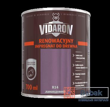 Реноваційний Імпрегнат VIDARON лавандовий R14 700мл