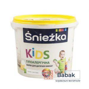 Sniezka KIDS для дитячих кімнат 10л / 14кг