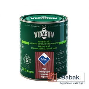 Імпрегнат VIDARON благородне червоне дерево V15 700мл