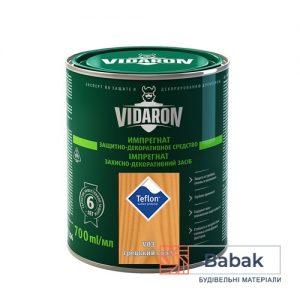 Імпрегнат VIDARON грецький горіх V04 700мл