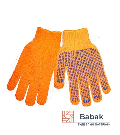 Рукавиці помаранчові Totus