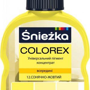 COLOREX 12 сонячно-жовтий 100мл