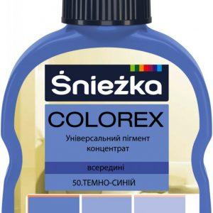 COLOREX 50 темно-синій 100мл