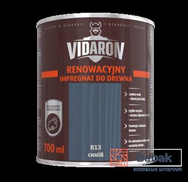 Реноваційний Імпрегнат VIDARON синій R13 700мл