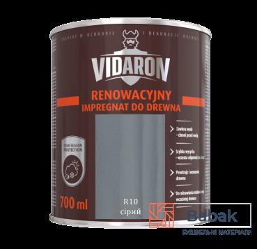 Реноваційний Імпрегнат VIDARON сірий R10 700мл