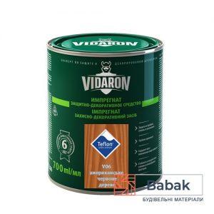Імпрегнат VIDARON американське червоне дерево V06 700мл