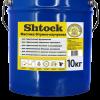Мастика бітумно-каучукова Shtock відро 10л (10кг)