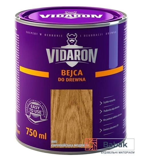 VIDARON Бейц європейська модрина B05 750мл