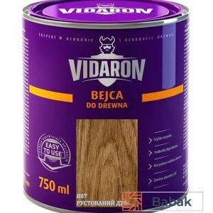 VIDARON Бейц рустований дуб B07 750мл