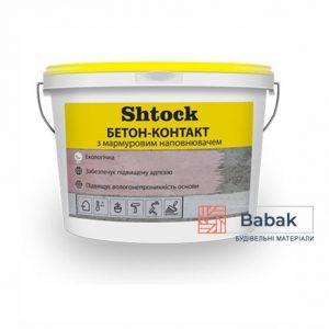 Грунтовка Shtock Бетон-контакт 6.2кг