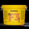 Фарба F3 Shtock Mattlatex 5л / 7кг Стійка до вологого прибирання