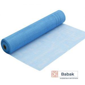 Сітка фасадна синя 160 5*5 (50м.кв)