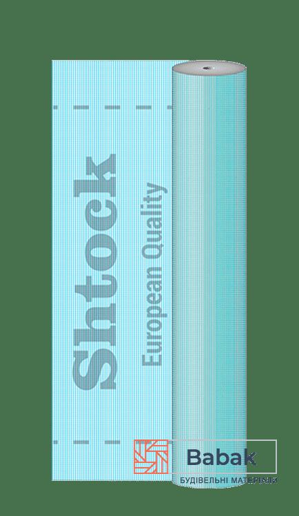 Склосітка фасадна блакитна 160  3,8*3,6 (55м.кв) Shtock – Чехія